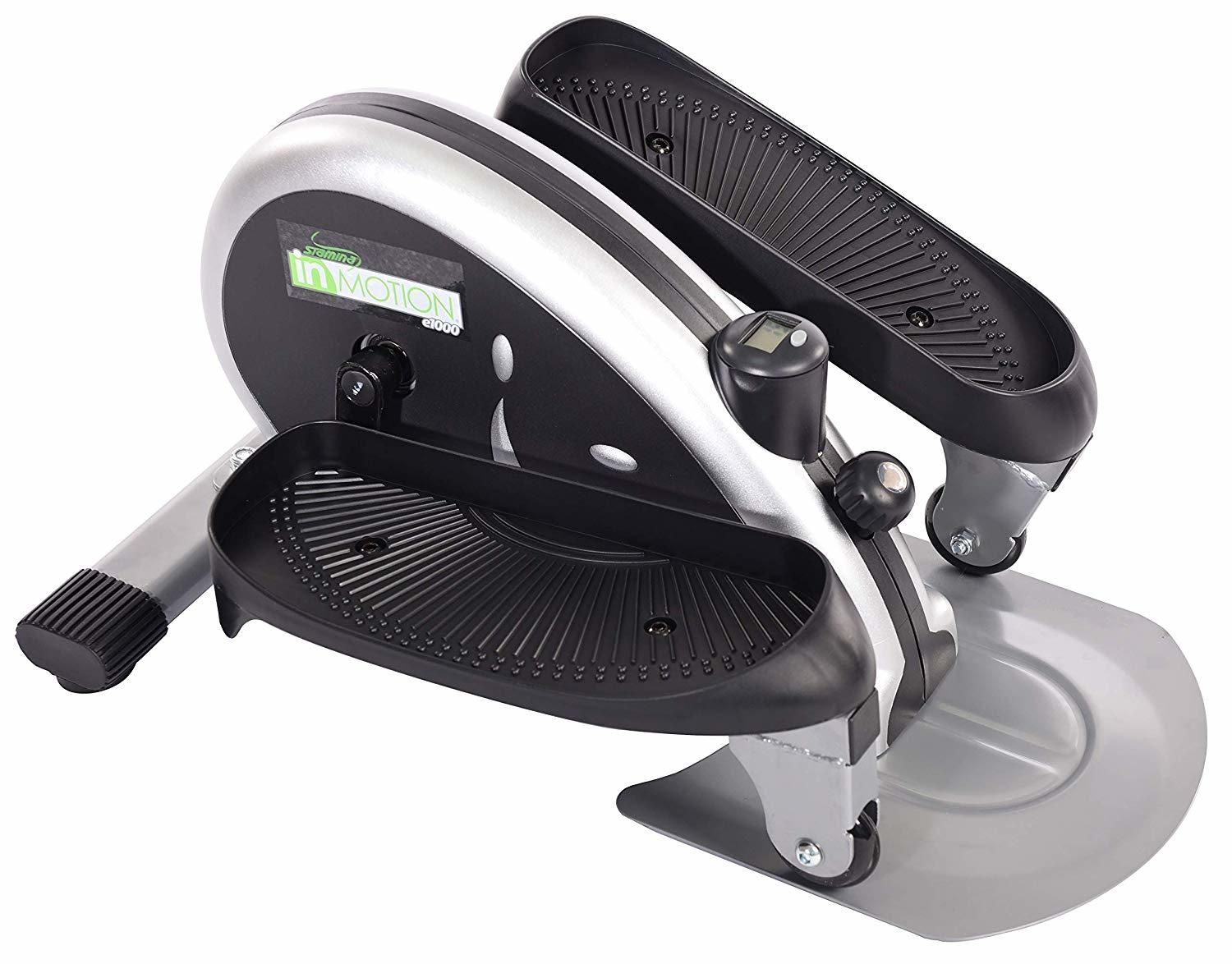 Stamina In Motion E1000 Can A Compact Elliptical Trainer