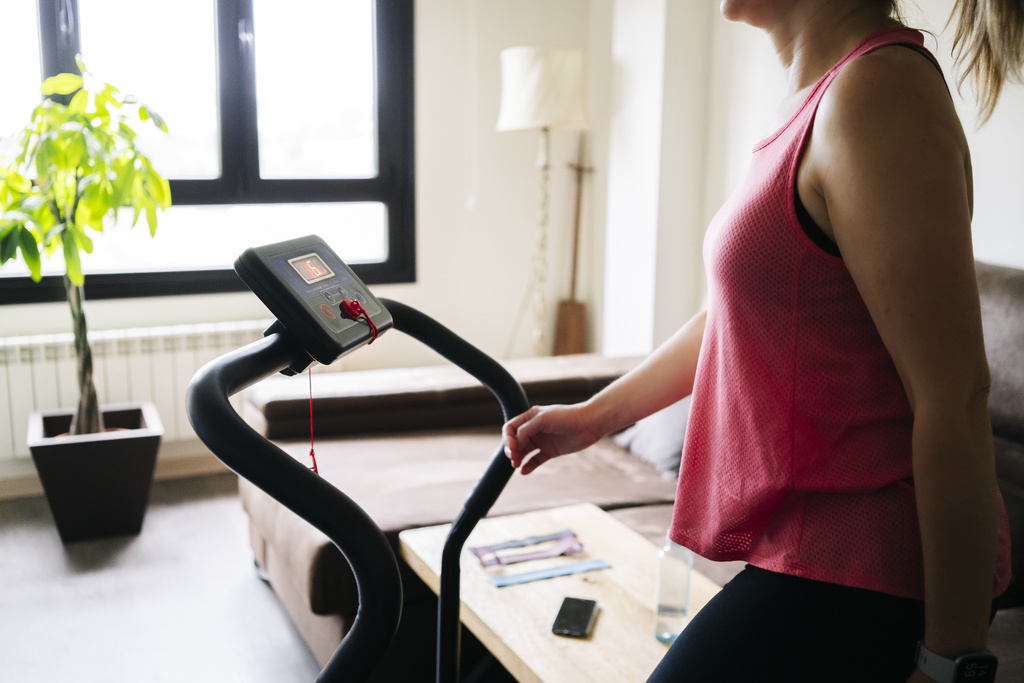 home fitness focus