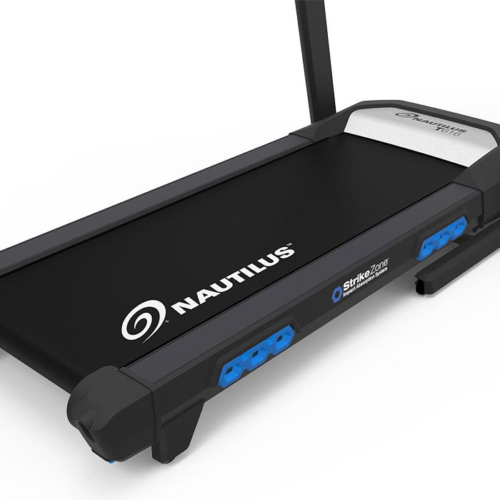 Nautilus T616 Treadmill Deck