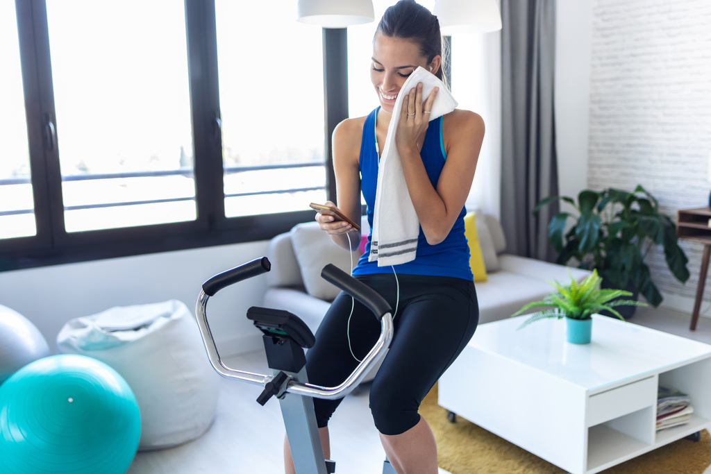 benefits of upright bike
