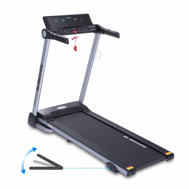 MaxKare Electric Folding Treadmill
