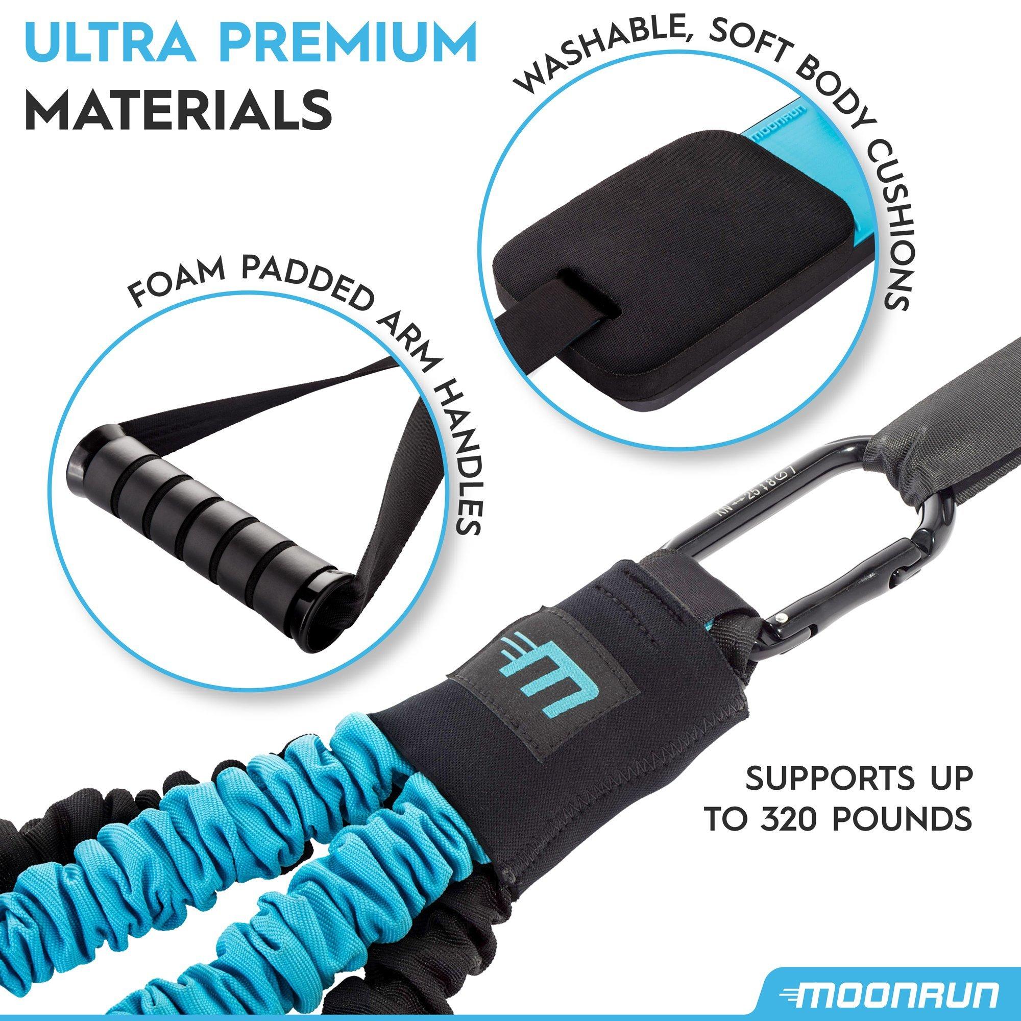 MoonRun features