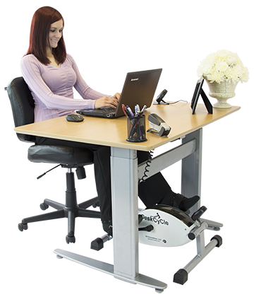 Using DeskCycle