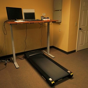 under desk treadmill
