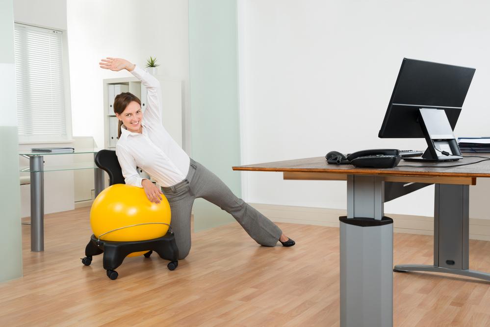 desk exercise equipment