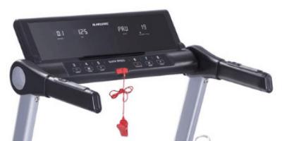 MaxKare Treadmill Display