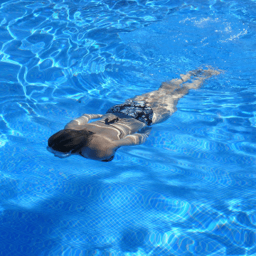 alternatives to running swimming