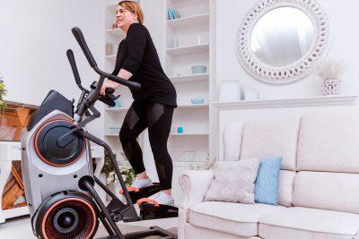 alternatives to running - Elliptical Trainer